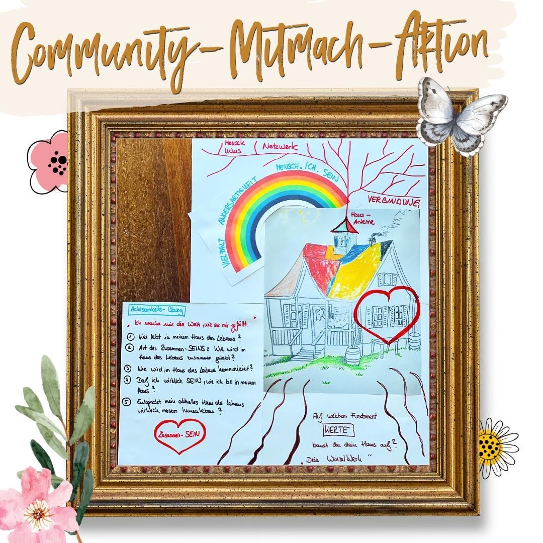 Community Mitmach Aktion